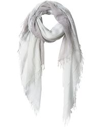 Rebecca Taylor Cashmere & Silk Dyed Scarf - Lyst
