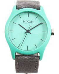 Nixon 'Mod' Watch - Lyst