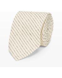 Club Monaco Even Stripe Tie - Lyst
