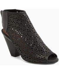 Jeffrey Campbell 'Premier' Leather Ankle Boot - Lyst
