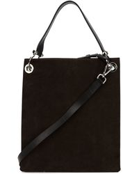 CoSTUME NATIONAL - Fringed Tote - Lyst