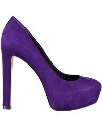 B Brian Atwood Savita Pump In Purple - Lyst