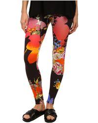 Vivienne Westwood Man Floral Leggings - Lyst