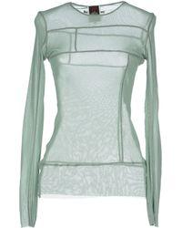 Jean Paul Gaultier T-Shirt - Lyst