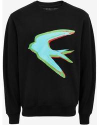 McQ Alexander McQueen | Swallow Crew Neck Sweatshirt | Lyst