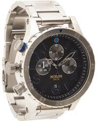 Nixon 4820 Chrono Watch - Lyst