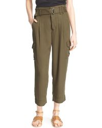 Free People Cargo Pants For Women Up To 49 Off At Lyst Com