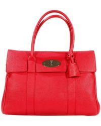 Mulberry Handbag Bayswater Leather - Lyst