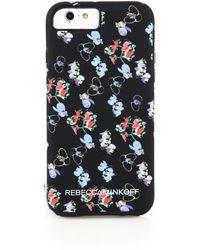 Rebecca Minkoff   Orchid-print Plastic Iphone 6 Case   Lyst