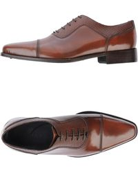 Rochas Lace-up Shoes - Brown