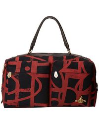 Vivienne Westwood Ethical Africa Abstract Orb Weekender - Lyst