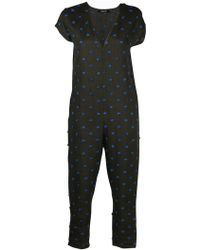 Rachel Comey Glinda Jumpsuit black - Lyst