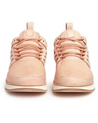 Hender Scheme | 'manual Industrial Products 12' Leather Sneakers | Lyst