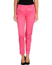 McQ by Alexander McQueen Casual Trouser - Lyst