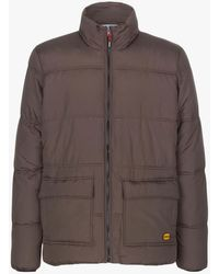 Diadora Padded Jacket Only - Brown