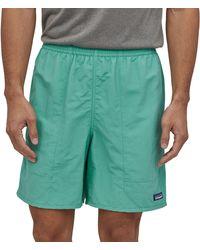 "Patagonia Baggies 7"" Shorts - Green"