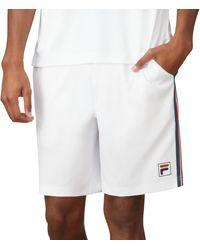 Fila Legend Tennis Shorts - White