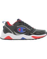 Champion Nxt Lthr Shoes - Gray