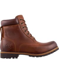 Timberland - Earthkeepers Rugged Mid Waterproof Hiking Boots - Lyst