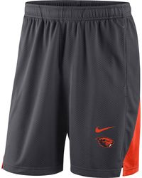 Nike - Oregon State Beavers Grey Franchise Shorts - Lyst