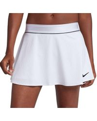 Nike Court Dri-fit Tennis Skirt - White