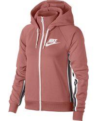Nike - Sportswear Full-zip Tracksuit Hoodie - Lyst