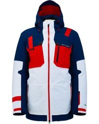 Spyder Men 's Tordrillo Gtx Jacket - White