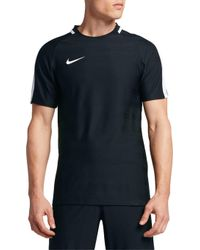 ebe77e53b983 Lyst - Nike Flash Graphic Soccer Mesh Training Shirt-medium in Blue ...