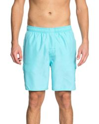 Quiksilver - Alance Volley Board Shorts - Lyst