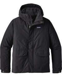 Patagonia - Isthmus Insulated Jacket - Lyst