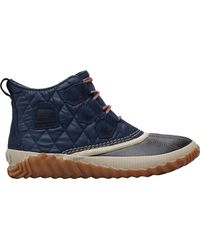 Sorel Out N About Plus Waterproof Winter Boots - Blue