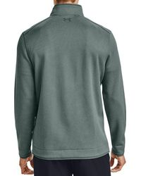 Under Armour Storm Sweaterfleece 1⁄4 Zip Golf Pullover - Multicolor
