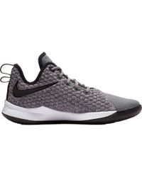 b1b1dbdd42f Lyst - Nike Lebron Witness Ii Men s Basketball Shoe in Gray for Men