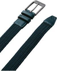 Under Armour Braided 2.0 Golf Belt - Blue
