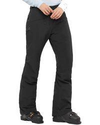 Salomon Edge Pants - Black