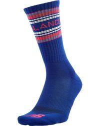 New Balance Big League Chew Crew Socks - Blue