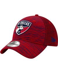 KTZ - Fc Dallas 9twenty On Field Adjustable Hat - Lyst