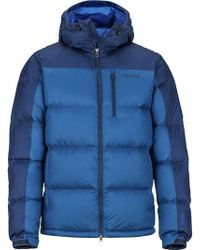 Marmot - Guides Down Hoodie Jacket - Lyst