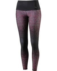 PUMA - Active Training Everyday Graphic Tights - Lyst