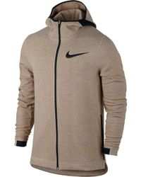 Nike - Dry Showtime Full Zip Basketball Hoodie - Lyst