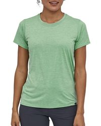 Patagonia Cap Cool Daily T-shirt - Green