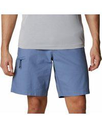 Columbia Willapa River Shorts - Blue