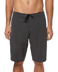 O'neill Sportswear Superfreak Board Shorts (regular And Big & Tall) - Black