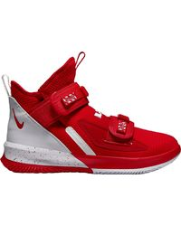 Nike Lebron Soldier Xiii Sfg - Red