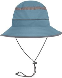 Sunday Afternoons Solar Bucket Hat - Blue