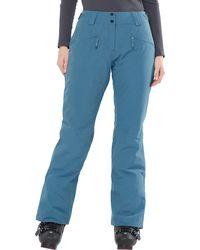 Salomon Edge Pants - Blue