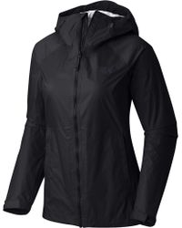 Mountain Hardwear - Exponent Rain Jacket - Lyst
