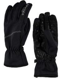 Spyder - Facer Conduct Ski Gloves - Lyst