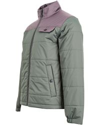 United By Blue Bison Puffer Jacket - Green