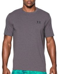 Under Armour - Charged Cotton Sportstyle T-shirt - Lyst